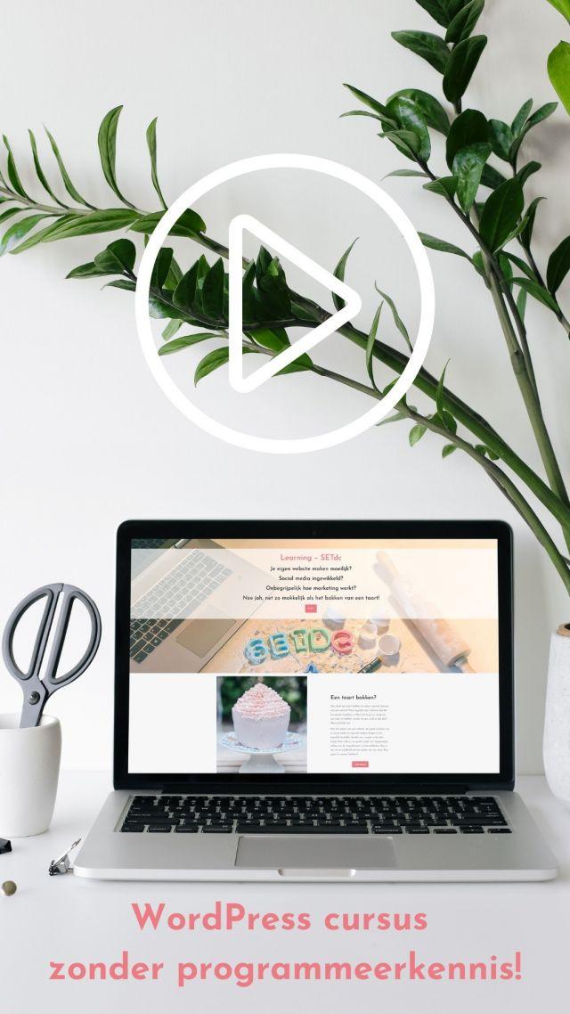 WordPress cursus zonder programmeerkennis!. Benieuwd naar mijn #WordPress cursus waarin ik jou leer hoe je zelf jouw website kunt bouwen? Bekijk dan hier een korte demo.#vrouwelijkeondernemer #ondernemer #eigenbedrijf #marketing #support #wordpress #wordpresscursus #contentbeheer #website #webbouwer #webdesign #design #zzp #zzper #kvk #kleinbedrijf #socialmedia #ondernemerschap #zakenvrouw #vrouwelijkeondernemers #ondernemersvrouwen #businesswoman #businessbabesnl #ondernemendevrouwen #ambiteuzemeisjes #girlbossnl #girlboss