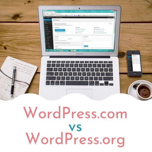 WordPress.com vs WordPress.orgJe wilt een website gaan bouwen, je hebt gehoord over WordPress en zoekt met Google naar WordPress. Daar zie je WordPress.com: Maak een gratis website of blog. Ja dat wil je natuurlijk! Dus klik je er op en denk je dat je goed bezig bent. Maar…. Dan wil je dingen aanpassen… En dat lukt bijna niet.. En de uitleg die je online hebt gevonden komt ook niet overeen met wat jij ziet..Helaas overkomt dit veel mensen, lees dus snel in mijn learning omgeving het artikel om het verschil te leren en dit te voorkomen. Toch verkeerde gekozen? Ik leg je ook uit hoe dit op te lossen of neem contact op zodat ik je kan helpen!#vrouwelijkeondernemer #ondernemer #eigenbedrijf #marketing #support #wordpress #wordpresscursus #contentbeheer #website #webbouwer #webdesign #design #zzp #zzper #kvk #kleinbedrijf #socialmedia  #ondernemerschap #zakenvrouw  #vrouwelijkeondernemers #ondernemersvrouwen #businesswoman #businessbabesnl #ondernemendevrouwen #ambiteuzemeisjes #girlbossnl #girlboss