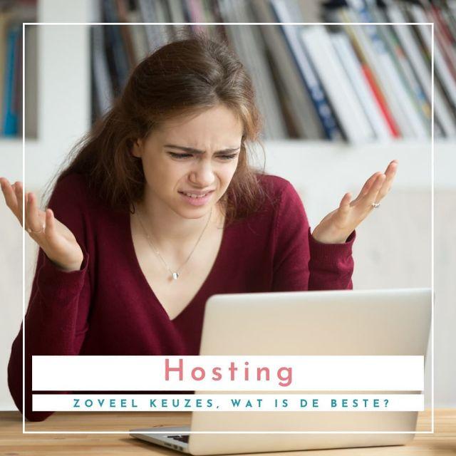 Ik zie de laatste tijd weer regelmatig de vraag voorbij komen over welke hosting ze moeten kiezen. Deze keuze kan overweldigend zijn door de overdaad aan keuzes. Plus dat er helaas ook foute keuzes kunnen zijn..Ik gebruik zelf eigenlijk altijd @antagonist.nl maar snap dat je ook alternatieve opties wilt bekijken. In mijn Tips & tricks (zie link in bio) geef ik je een overzicht van een aantal partijen en geef ik je een aantal tips die je gaan helpen een goeie keuze te maken.Twijfel? Neem dan even contact met mij op! Dan kan ik je altijd even advies geven!#vrouwelijkeondernemer #ondernemer #eigenbedrijf #marketing #support #wordpress #wordpresscursus #contentbeheer #website #webbouwer #webdesign #design #zzp #zzper #kvk #kleinbedrijf #socialmedia  #ondernemerschap #zakenvrouw  #vrouwelijkeondernemers #ondernemersvrouwen #businesswoman #businessbabesnl #ondernemendevrouwen #ambiteuzemeisjes #girlbossnl #girlboss #hosting