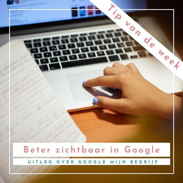 Tip van de weekGratis beter zichtbaar zijn in Google Gratis? Ja je kunt gratis beter zichtbaar zijn in Google! En dit is makkelijker dan je waarschijnlijk denkt. Dit kan voor elke website, niet per se WordPress. Enige wat je nodig hebt is een bedrijf.Klinkt te mooi om waar te zijn? Neh, het is simpel Google mijn bedrijf. Als jij jouw bedrijf hiervoor aanmeld heb je ineens veel meer opties en betere mogelijkheden in Google dan voor die tijd.In de tip van de week (link in bio) leg ik je uit hoe je dit kunt instellen voor jouw bedrijf!#vrouwelijkeondernemer #ondernemer #eigenbedrijf #marketing #support #wordpress #wordpresscursus #contentbeheer #website #webbouwer #webdesign #design #zzp #zzper #kvk #kleinbedrijf #socialmedia  #ondernemerschap #zakenvrouw  #vrouwelijkeondernemers #ondernemersvrouwen #businesswoman #businessbabesnl #ondernemendevrouwen #ambiteuzemeisjes #girlbossnl #girlboss #google #seo